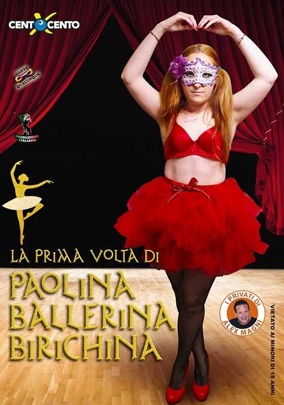 La prima volta di Paolina Ballerina Birichina Cento X Cento Streaming