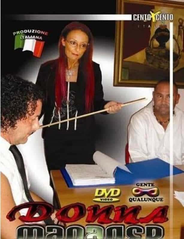 Donna manager Cento X Cento Streaming